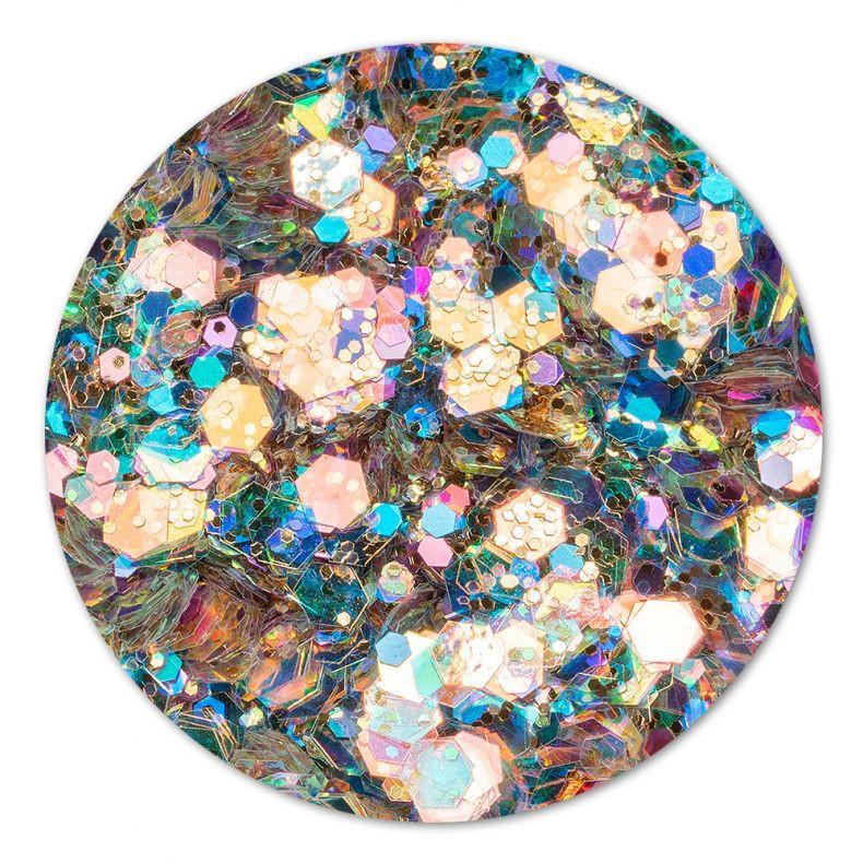 Cupio Pailletten Disco Galaxy