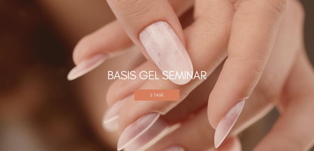 Basis - Gel Seminar - 2 Tage (inkl. Starter Kit)