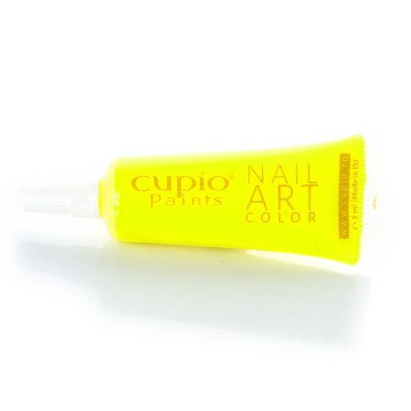 Cupio Paints - Acryl Farbe- Lemon Gelb 8 ml