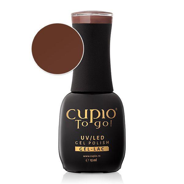 Cupio Gellack Cocoa Glaze 15 ml