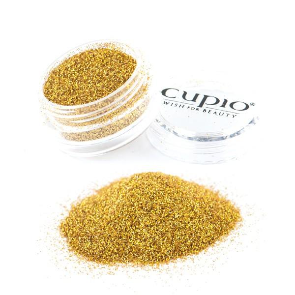 Cupio Holo Glitzer Gold