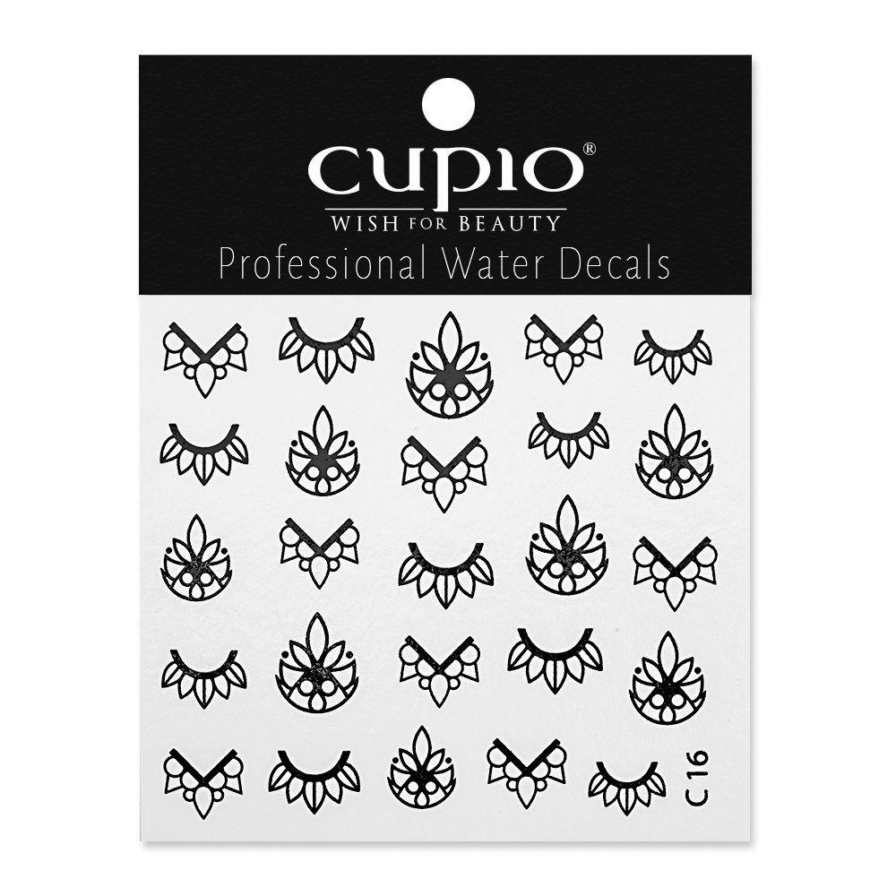 Cupio Nail Art Tattoo C16
