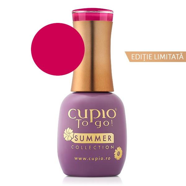 Cupio Gellack Summer Collection Kiss & Go 15 ml