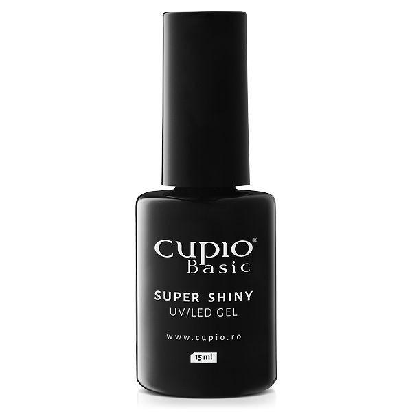 Cupio Finish Gel Basic - Super Shiny 15ml