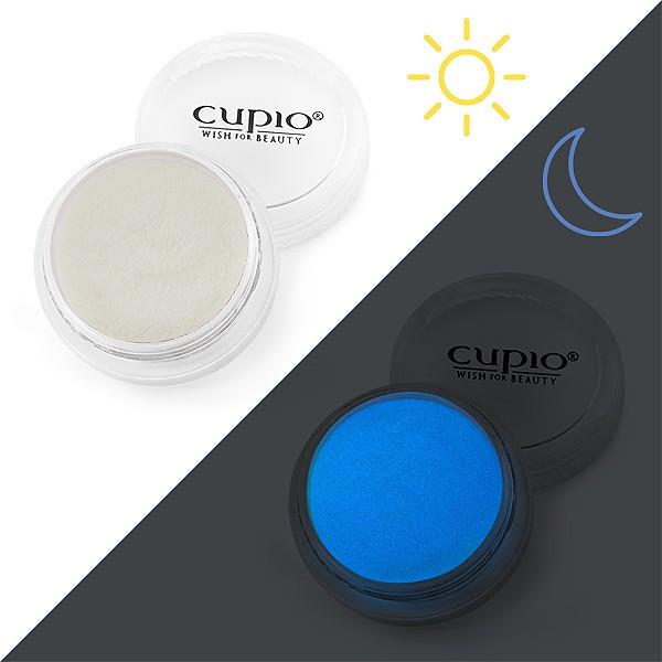 Cupio Pigment Night Glow Blue