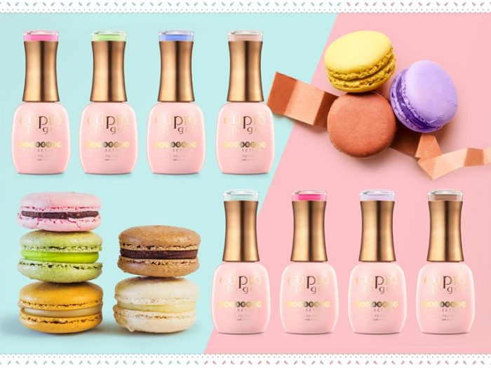 Cupio Macarons Collection 10er Set nach Wahl